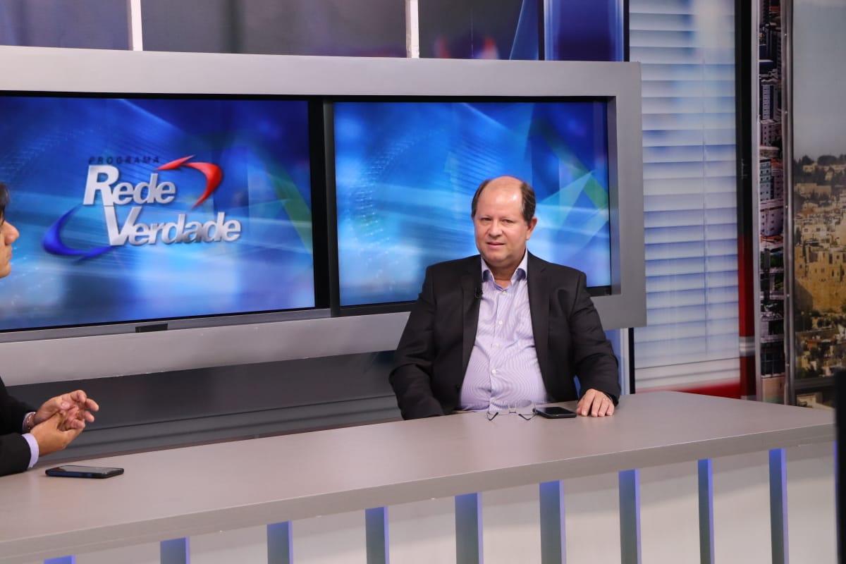 Gualter Ramalho - Presidente da Unimed-JP acredita que não vai ter segunda onda da Covid-19