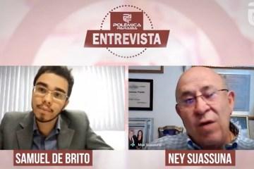 """""""Existe uma oposição sistemática muito grande"""": Senador Ney Suassuna pontua os desafios para aprovar projetos do Governo Bolsonaro e fala sobre avanços na Paraíba; assista"""