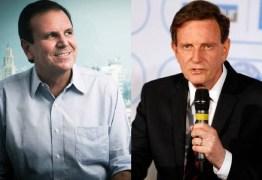 Pesquisa Ibope Rio: Paes mantém liderança; Crivella cai