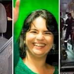 WhatsApp Image 2020 10 01 at 11.38.43 - TIROTEIO NO LITORAL SUL: Candidata estava em carro atingido com 14 tiros, Karla já vinha sofrendo ameaças; entenda