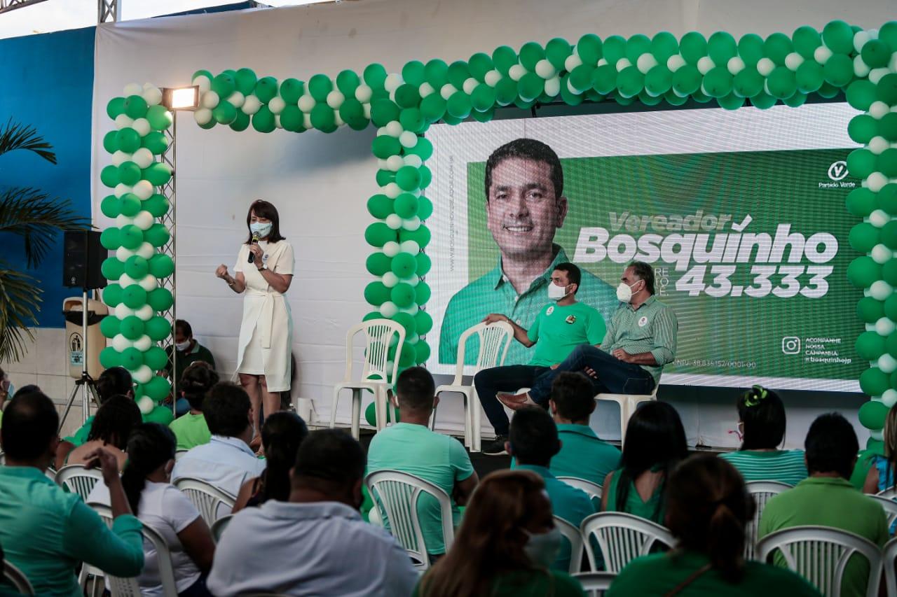 WhatsApp Image 2020 10 04 at 12.53.19 - Ao lado de Bosquinho, Edilma Freire defende Centro Dia da Pessoa Idosa