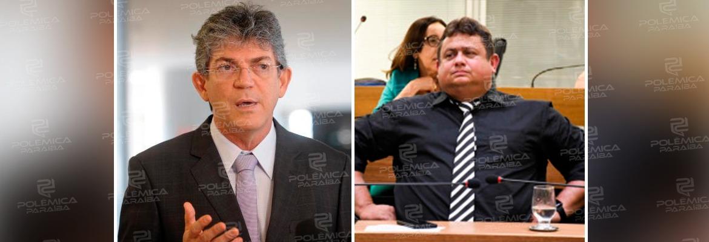 WhatsApp Image 2020 10 05 at 14.27.07 - Juíza Eleitoral ordena que o Candidato Wallber Virgolino retire do ar vídeo em que chama Ricardo Coutinho de ladrão