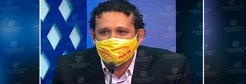 WhatsApp Image 2020 10 07 at 12.48.14 - 'De fato, não me vejo candidato a um cargo político': Pablo Honorato desiste da candidatura à PMJP; confira