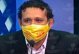 'De fato, não me vejo candidato a um cargo político': Pablo Honorato desiste da candidatura à PMJP; confira