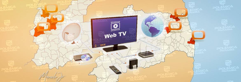 WhatsApp Image 2020 10 16 at 18.24.38 - WEB TV: conheça as TV´s online em ascensão e que vêm gerando empregos, na Paraíba