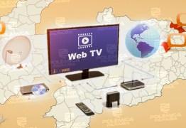 WEB TV: conheça as TV´s online em ascensão e que vêm gerando empregos, na Paraíba