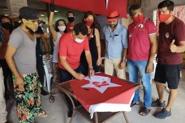 Anísio Maia assina Carta Compromisso apresentada por fóruns culturais da Paraíba