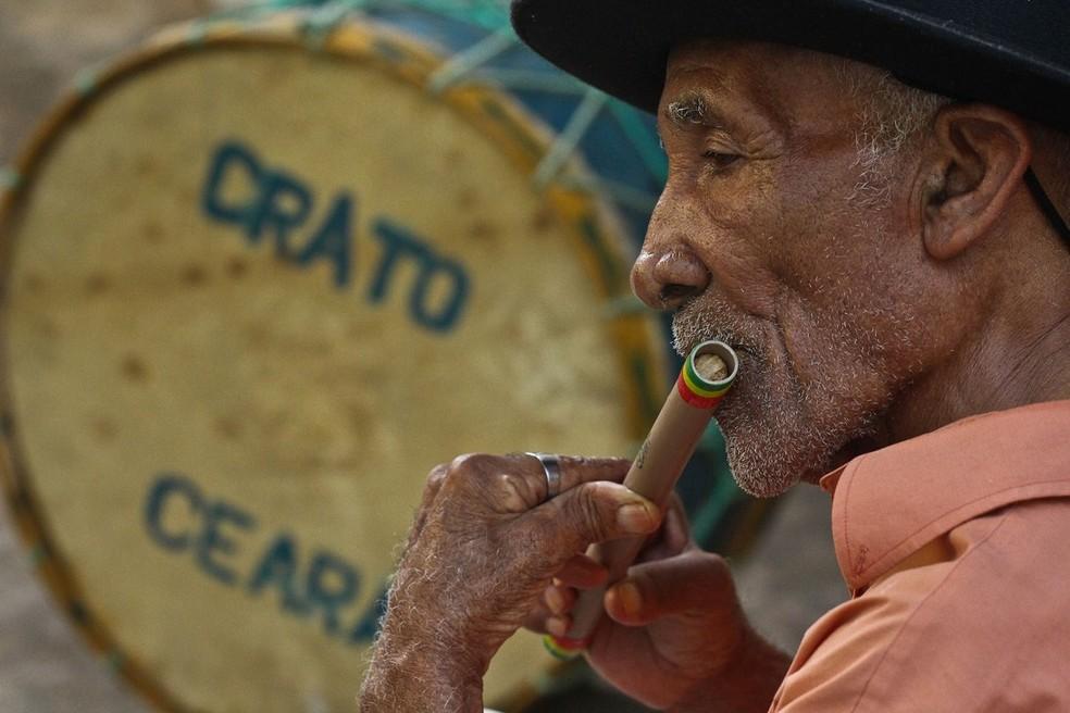 aniceto 07 foto augusto pessoa - Morre artesão e mestre da cultura Raimundo Aniceto, vítima de Covid-19