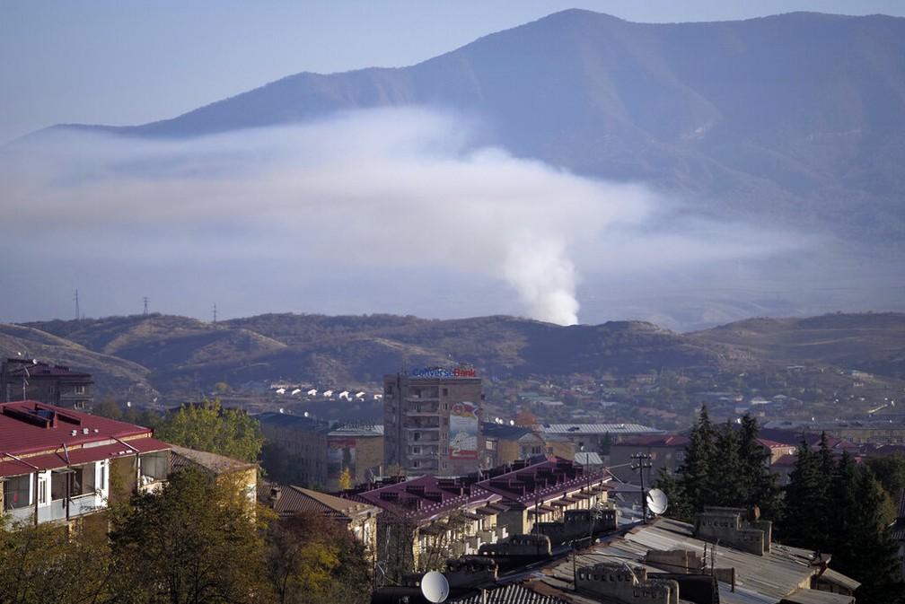 ap20299768278220 - Armênia e Azerbaijão prometeram respeitar novo cessar-fogo, diz governo dos EUA