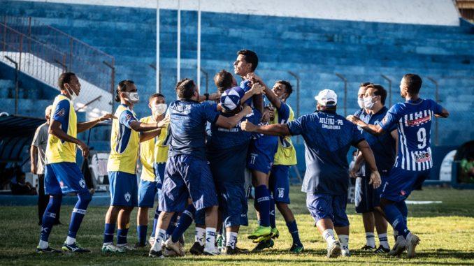 atlético - Atlético de Cajazeiras vence Guarany de Sobral por 1 a 0, na Série D