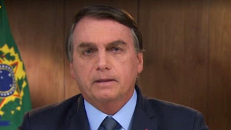 """bolsonaro onu - Vacinação """"não é uma questão de Justiça"""", mas de saúde, diz Bolsonaro"""