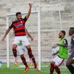 campinense x atletico - Campinense vence Atlético de Cajazeiras e volta para o G-4 da Série D do Brasileirão