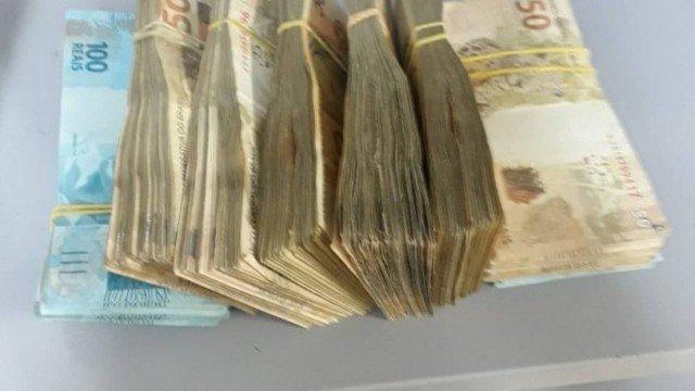 cand - Candidato a vereador é preso com R$ 45 mil por suspeita de lavagem de dinheiro