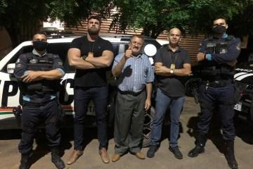 candidato martins - Após investigação, Polícia Civil conclui que ex-candidato a prefeito simulou próprio sequestro