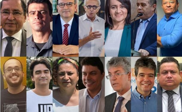 candidatos à PMJP 609x375 2 - Candidatos à PMJP aproveitam esta segunda-feira (19) para visitas, gravação de guia eleitoral, lives e outras atividades; confira
