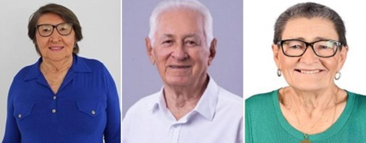 candidatos 1 - NA DISPUTA: Paraíba tem candidatos a prefeito que já passaram dos 80 anos; outros concorrem a vaga de vereador - CONFIRA