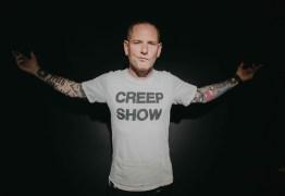 'Relacionamentos mudam com o tempo', diz Corey Taylor sobre Slipknot