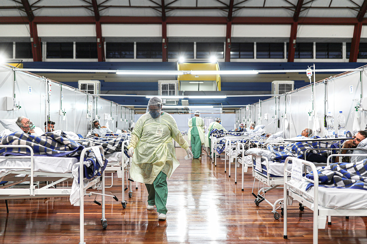 coronavirus saude economist 1 - PANDEMIA: Brasil tem 881 mortes em 24h e se aproxima de 145 mil óbitos
