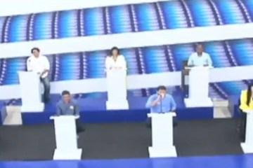 TV Master realiza debate com candidatos a vice-prefeito de João Pessoa – VEJA VÍDEO