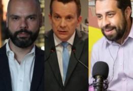 PESQUISA XP / Ipespe: Covas assume liderança, Russomanno cai e Boulos cresce