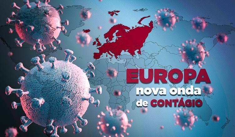 europa nova onda 1 750x440 1 - LOCKDOWN PARCIAL: Alemanha e França adotam novas medidas após aumento de casos de Covid-19