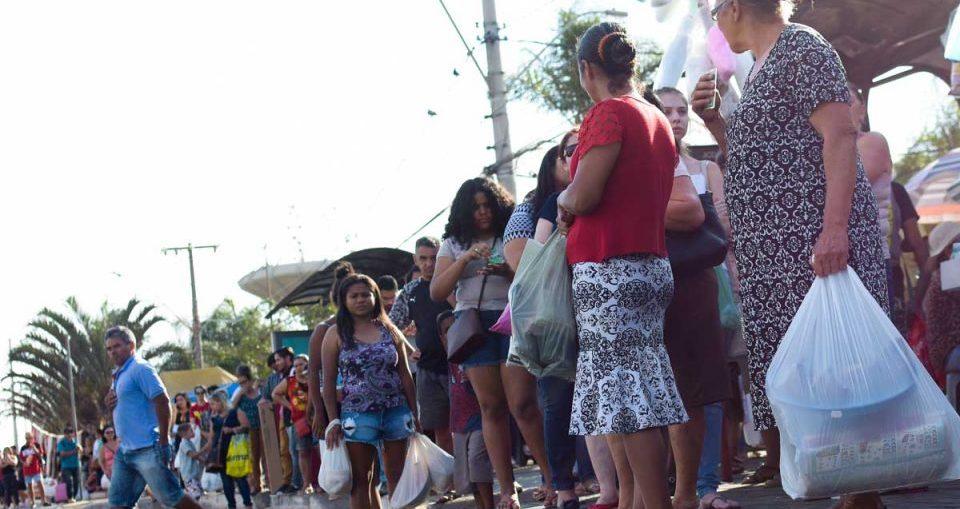 famílias - Mais de 6 mil famílias brasileiras foram despejadas durante a pandemia