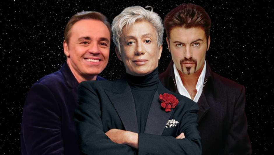 famosos - Gugu, Clodovil e George Michael: Os famosos 'processados' após a morte por ex-companheiros