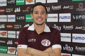fernando junior - Botafogo-PB anuncia a contratação do lateral-esquerdo Fernando Júnior