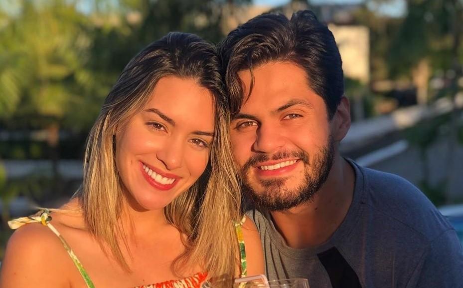 gessica muniz lucas veloso - Filho de Shaolin, Lucas Veloso e influencer Géssica Muniz anunciam que serão pais: 'Felizes'