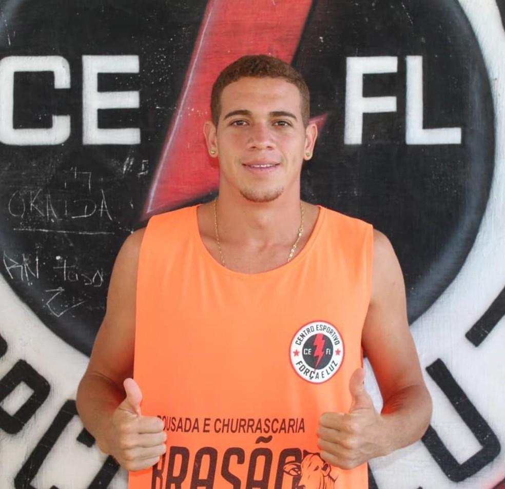 igor ferrugem - Jogador de 23 anos morre de infarto em Natal; FNF e Globo FC lamentam