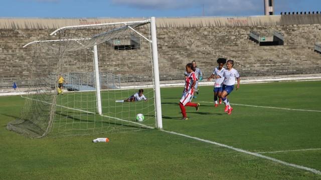 jogo - Bahia sai atrás do placar, mas consegue virada sobre o Auto Esporte