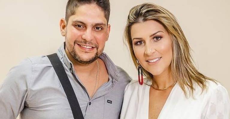 jorge e ex mulher reproducao insta widelg - Jorge, da dupla Jorge e Mateus engravida amiga de sua ex-esposa que foi sua madrinha de casamento
