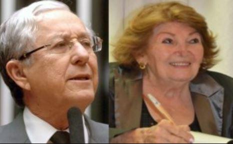 morte - Tião Gomes lamenta falecimentos do ex-deputado Armando Abílio e ex-deputada Socorro Marques