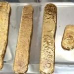 ouro - Homem é preso em aeroporto com barras de ouro enfiadas em seu ânus