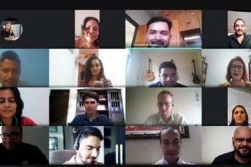 posse ufpb - UFPB realiza posse online de 70 novos técnico-administrativos