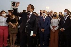 presidente da oab 300x200 - Em ato público, presidente da OAB, diz que agressão não pode ficar impune e aciona Associação Brasileira dos Advogados Criminalistas