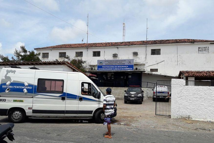 presidio do roger   aguinaldo mota - MACONHA, COCAÍNA E CRACK: Mãe é presa ao tentar entrar com carne recheada com drogas para entregar ao filho em presídio