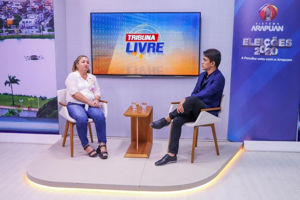 rama dantas 1024x683 - Rama Dantas promete gestão com participação de conselhos populares