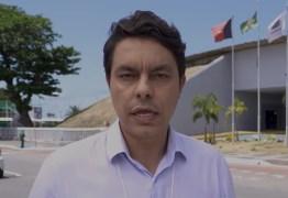Raoni desafia Cartaxo a arrematar o Hotel Tambaú em leilão – VEJA VÍDEO