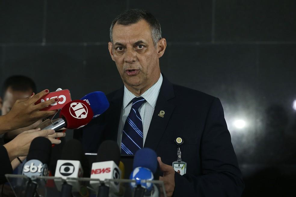 rego barros - Governo exonera Rêgo Barros do cargo de porta-voz da Presidência