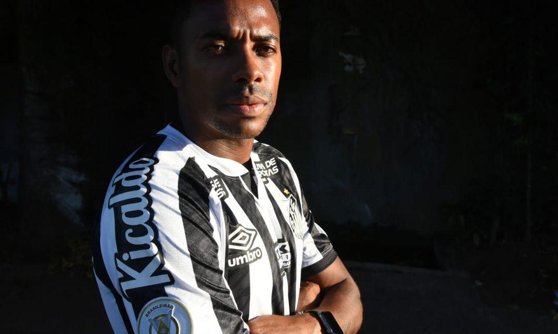 robinho santos - TERCEIRA PASSAGEM: Santos anuncia a volta do atacante Robinho