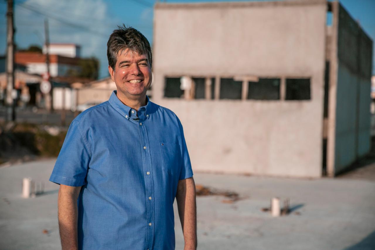 ruy carneiro pressão - Ruy Carneiro promete criar terminais de integração, hospital para substituir Trauminha e filmar processos licitários