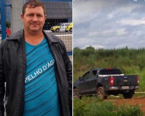 sequestro enio pasqualin - Dirigente do MST é sequestrado e assassinado a tiros no interior do Paraná