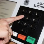 urna eletronica walla santos - Juiz derruba portaria e libera comícios, carreatas e caminhadas em Alhandra, Caaporã e Pitimbu