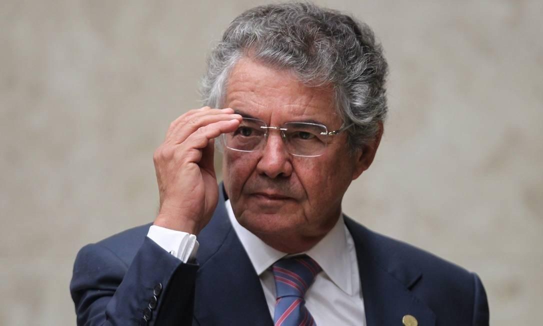 xmarco aurelio.jpg.pagespeed.ic .kv2XJVDSFG - Advogada que pediu soltura de André do Rap é sócia de ex-assessor de Marco Aurélio