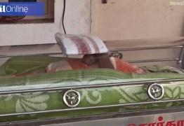 Família congela corpo de morto e descobre 20 horas depois que ele estava vivo
