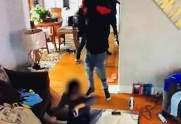 Menino de cinco anos tenta desarmar bandido durante invasão em casa – VEJA VÍDEO