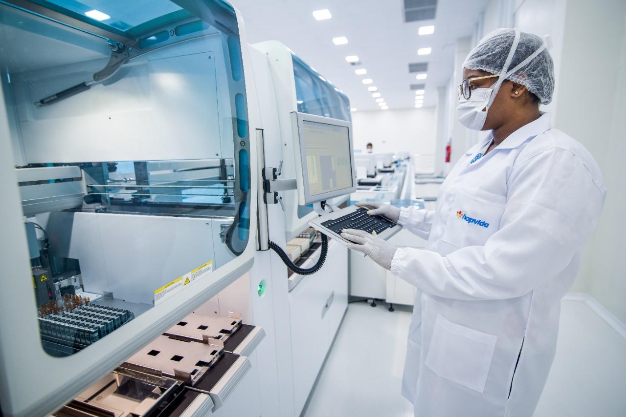 02588955 3285 47a9 8f62 48645bca595b - Hapvida e Roche anunciam funcionamento de super laboratório em Pernambuco