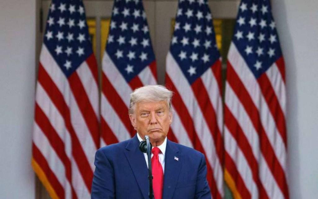 1 20201115111008539946i 20502738 1024x640 - Trump 'admite' derrota ao fazer acusação de fraude sem provas: 'Ele [Biden] ganhou porque a eleição foi fraudada'
