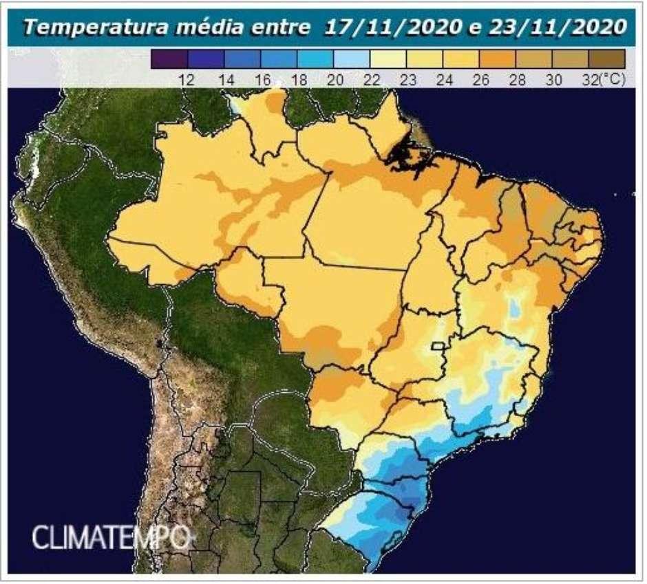 3a1da1d1c826e8a4b315aa222fad228f - Frente fria chega ao Nordeste provocando o aumento de chuva nos próximos dias